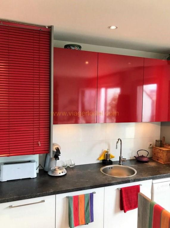 Life annuity apartment Lyon 7ème 170000€ - Picture 5