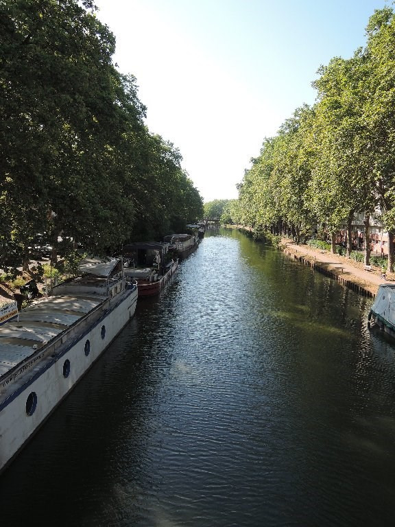 Toulouse Demoiselles-Canal