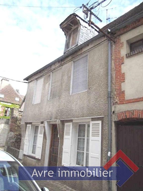 Sale house / villa Verneuil d'avre et d'iton 69000€ - Picture 2