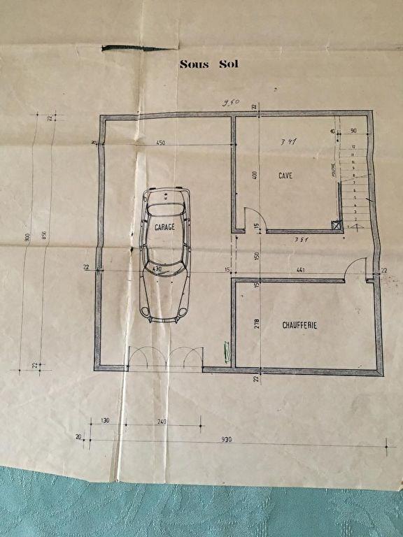 Sale house / villa Saint prest 270300€ - Picture 4