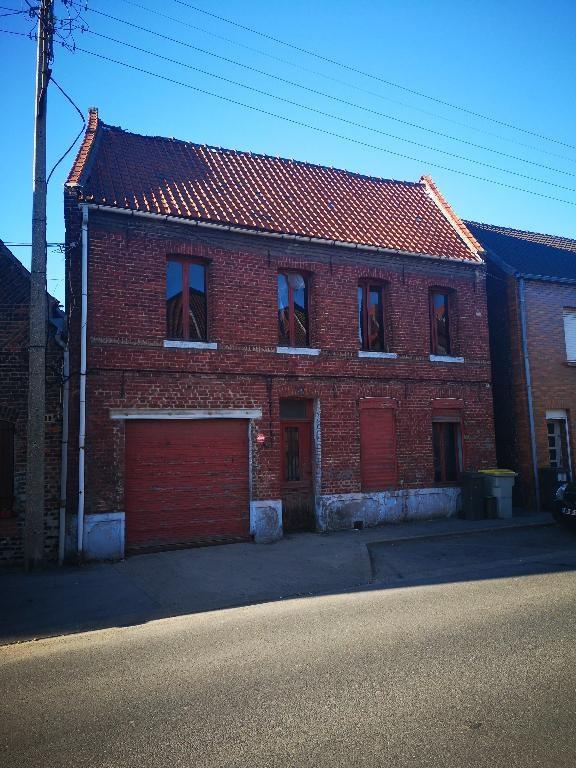 Vente maison / villa Somain 69000€ - Photo 1