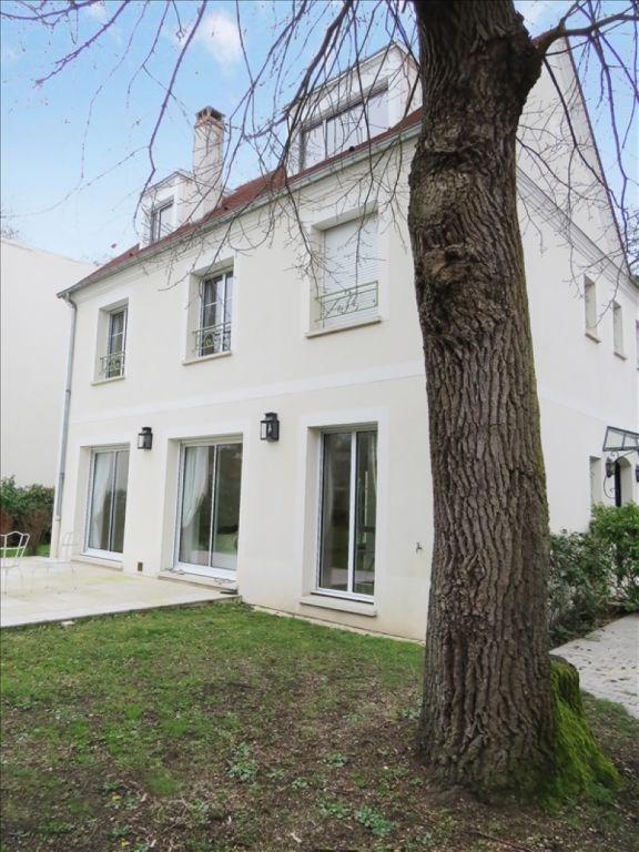 Vente de prestige maison / villa Maisons laffitte 1590000€ - Photo 1