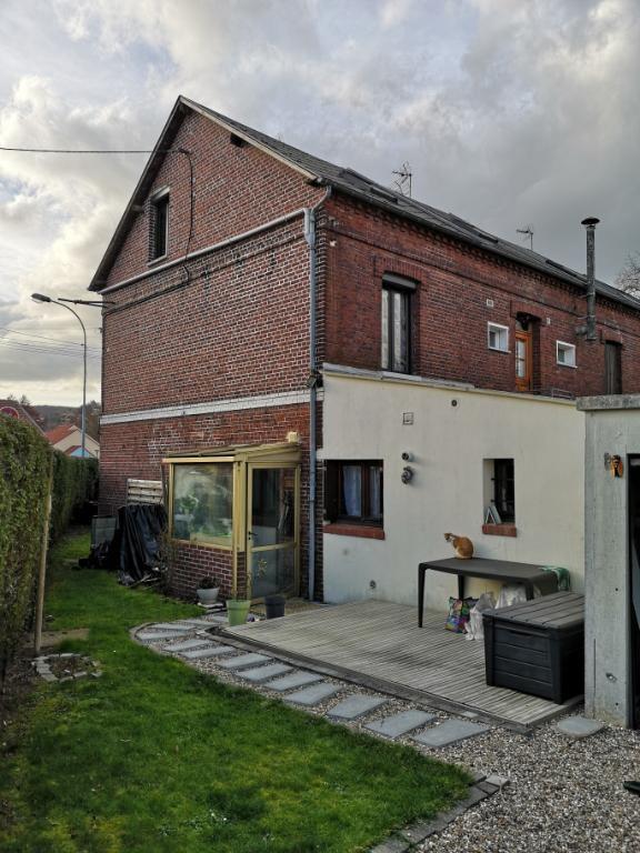 Vente maison / villa Deville les rouen 175000€ - Photo 8