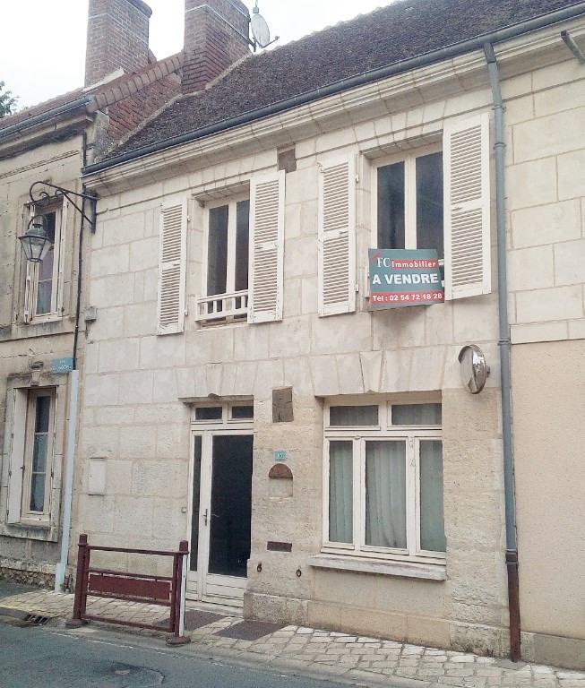 Sale house / villa Lunay 33000€ - Picture 1