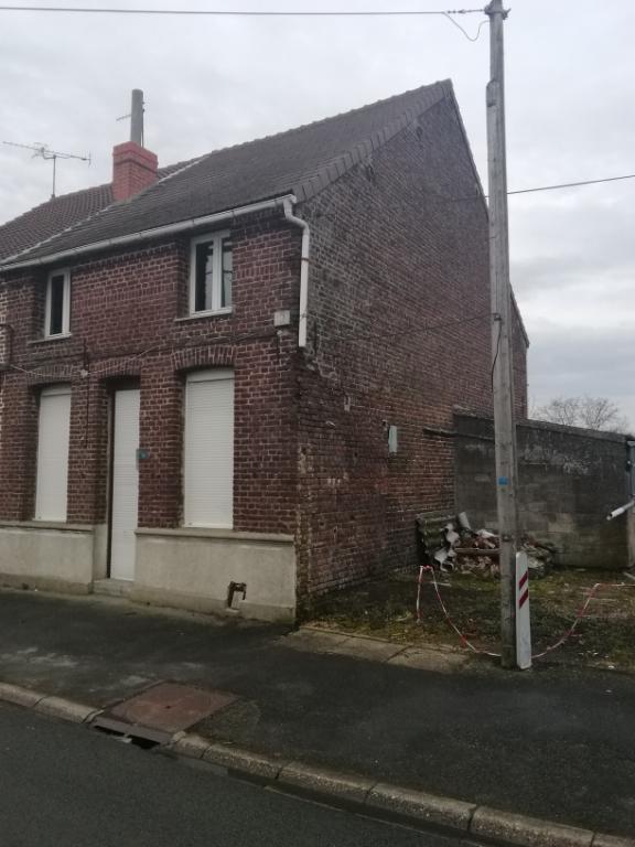 Vente maison / villa Somain 79000€ - Photo 1