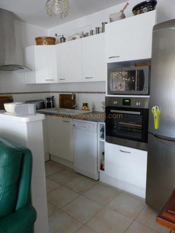 Lijfrente  huis Montagnac 42500€ - Foto 5