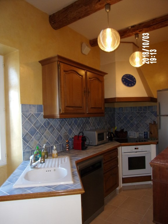 Vacation rental apartment Lambesc 438€ - Picture 9