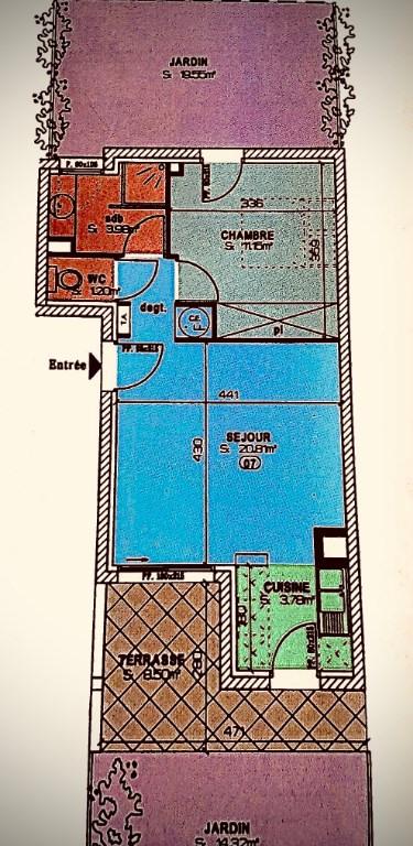 Vente appartement Nimes 130000€ - Photo 9