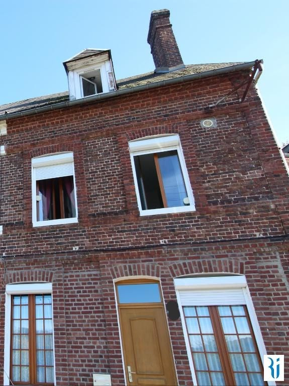 Sale house / villa Le houlme 155 000€ - Picture 1