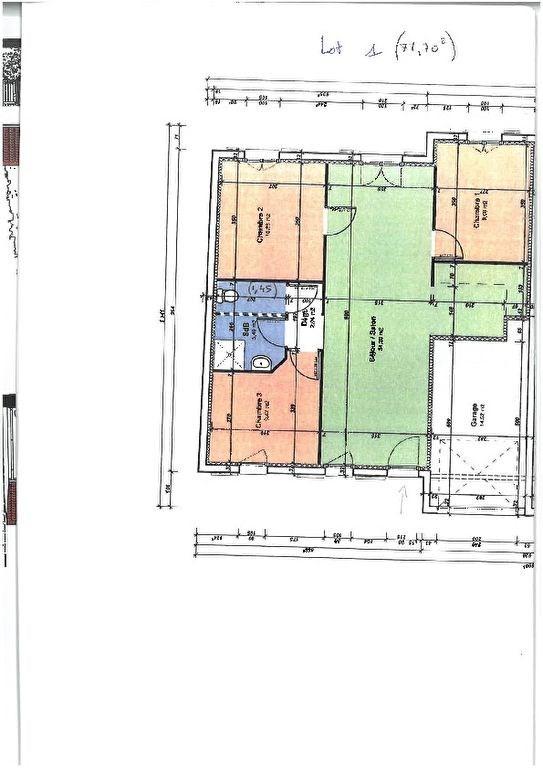 Vente maison / villa Etaules 186000€ - Photo 9
