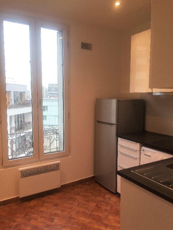 Sale apartment Arcueil 167000€ - Picture 2