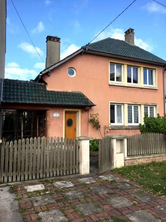 Sale house / villa Cucq 316500€ - Picture 1