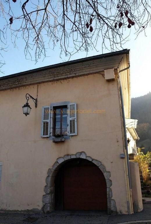 Vendita nell' vitalizio di vita casa Thônes 98000€ - Fotografia 19