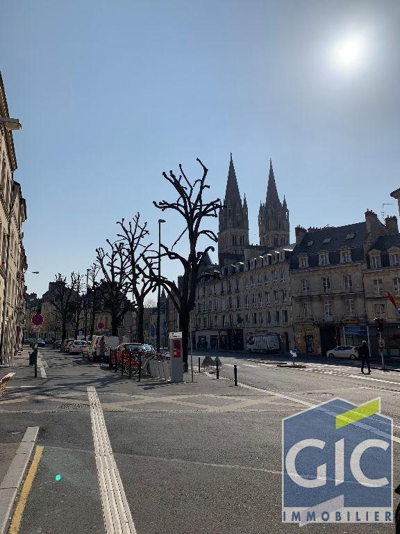 Rental parking spaces Caen 120€ CC - Picture 1