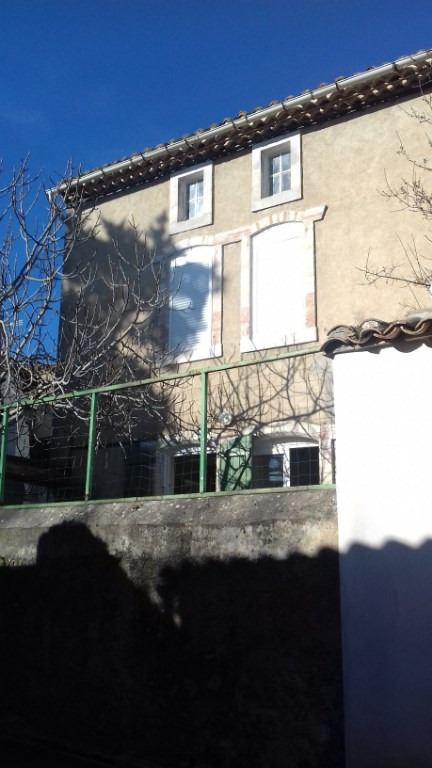 Rental house / villa Moussoulens 610€ CC - Picture 1