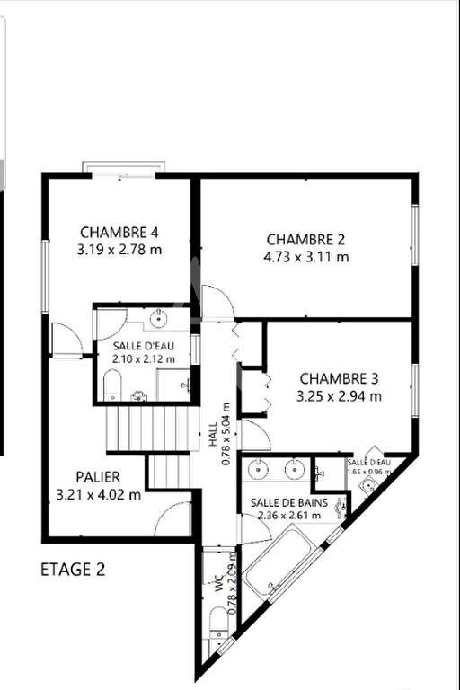 Sale house / villa Colomiers 490000€ - Picture 5