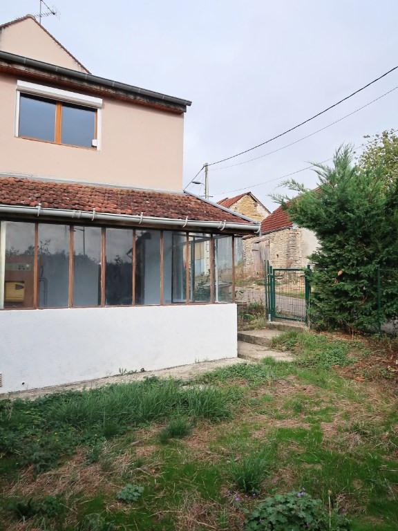 Vente maison / villa Chailly sur armancon 88000€ - Photo 4