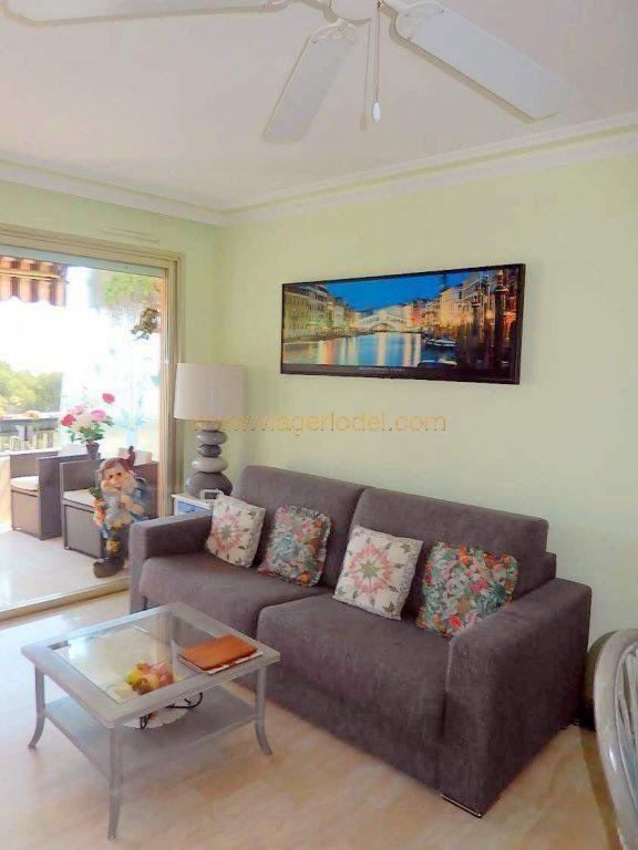 Vitalicio  apartamento Roquebrune-cap-martin 185000€ - Fotografía 3