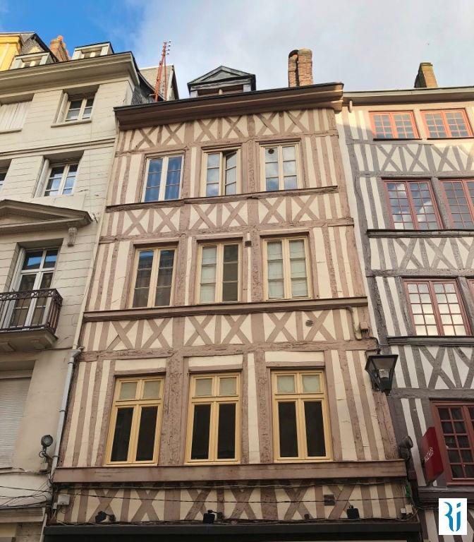 Venta  apartamento Rouen 96000€ - Fotografía 1