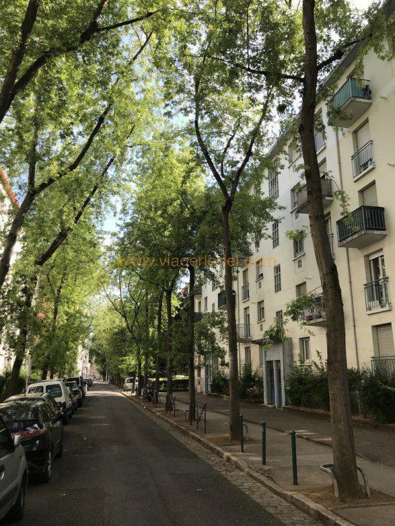 Life annuity apartment Lyon 3ème 109000€ - Picture 10