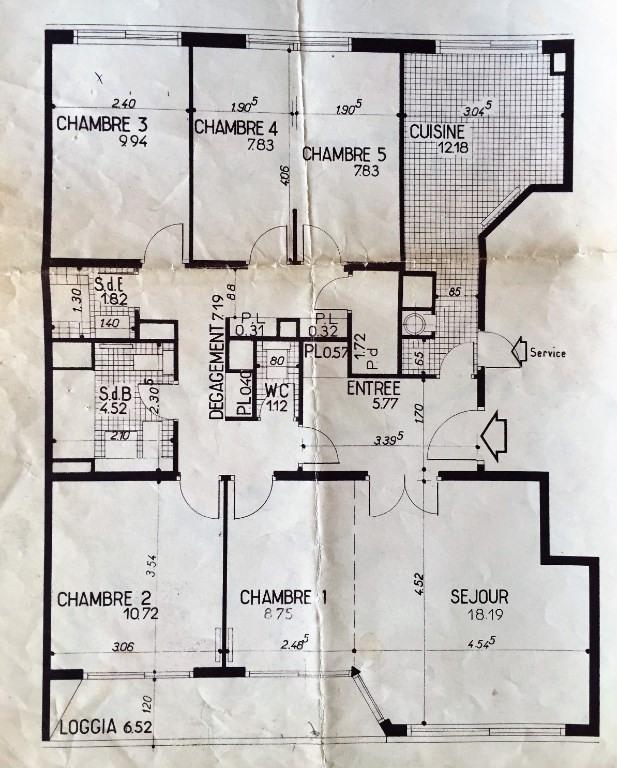 Verkoop van prestige  appartement Levallois perret 1063000€ - Foto 3