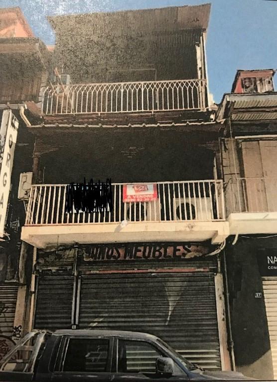 Immeuble a pointe a pitre a vendre
