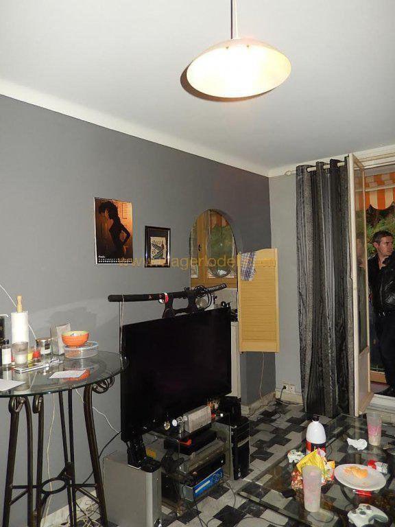 Lijfrente  appartement Menton 32500€ - Foto 9