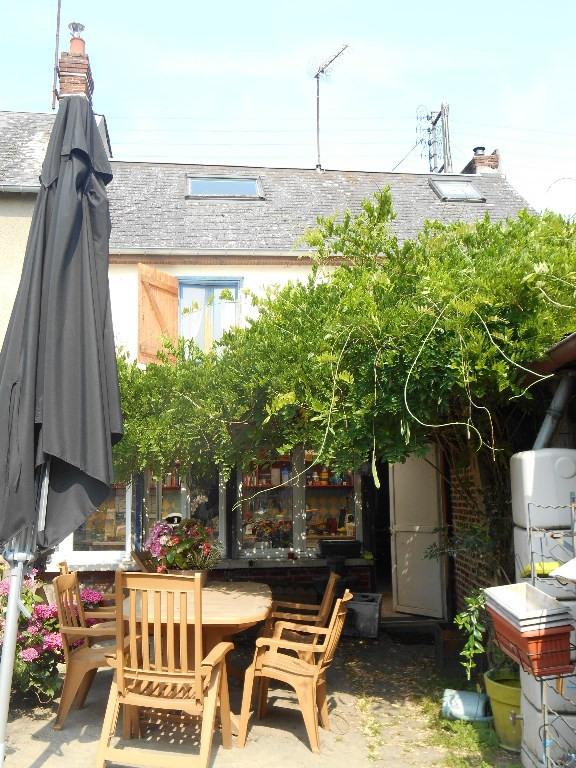 Vente maison / villa Crevecoeur le grand 167000€ - Photo 4