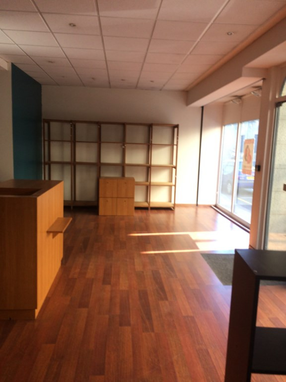 Location local commercial Quimper 800€ CC - Photo 1