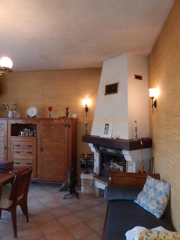 Viager appartement Clans 117 000€ - Photo 2