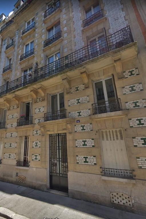 Vente appartement Paris 15ème 401000€ - Photo 1