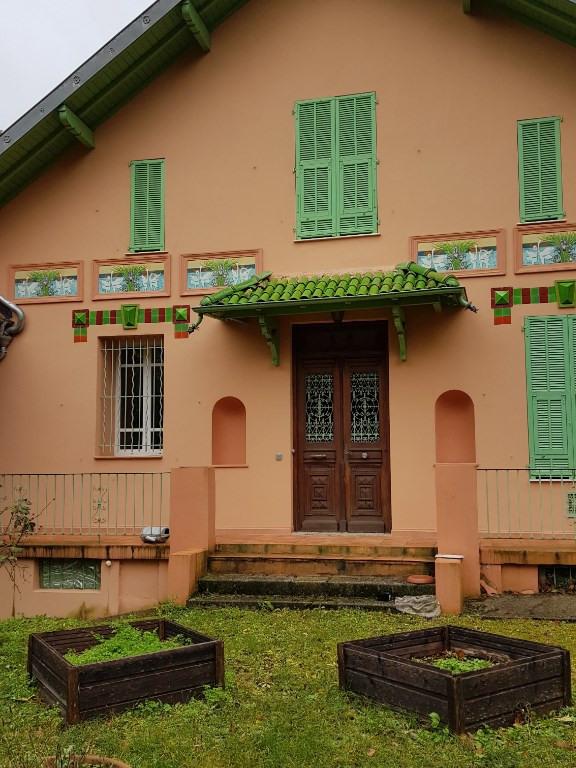 Sale house / villa Saint martin vesubie 520000€ - Picture 1