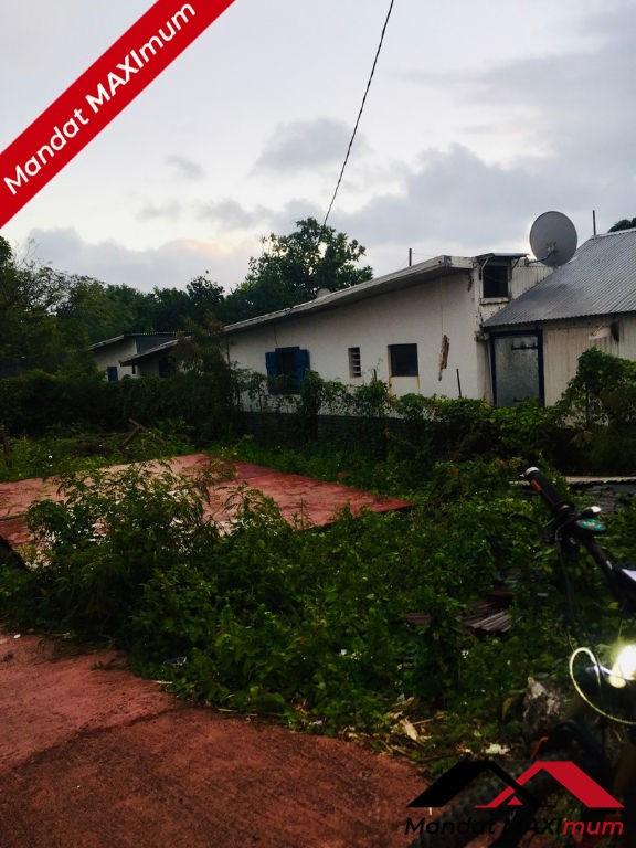 Vente terrain Saint louis 66000€ - Photo 1