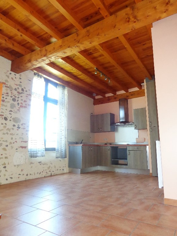 Rental apartment Aire sur l adour 480€ CC - Picture 1