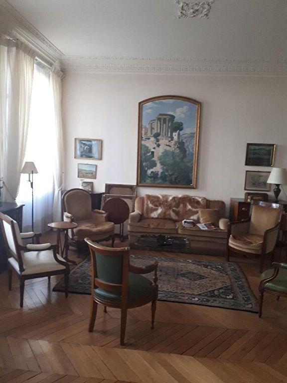 Verkauf von luxusobjekt wohnung Paris 16ème 1050000€ - Fotografie 1