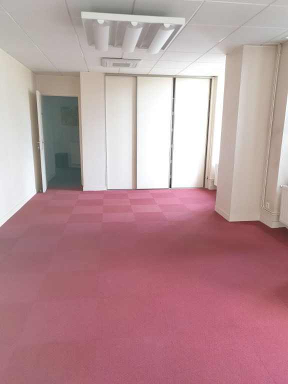 Rental office Limoges 1 300€ CC - Picture 1