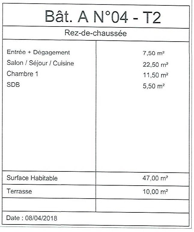 Sale apartment Agen 112800€ - Picture 2