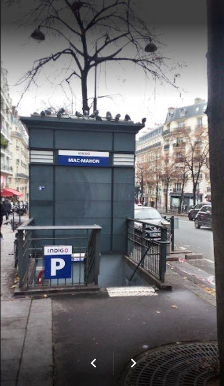 Vente parking Paris 17ème 39000€ - Photo 1