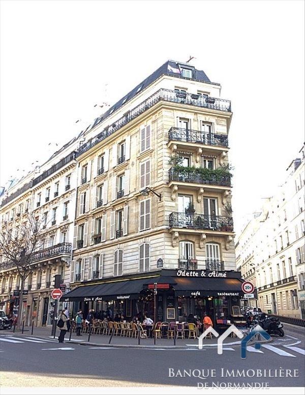 Vente appartement Paris 9ème 118000€ - Photo 1