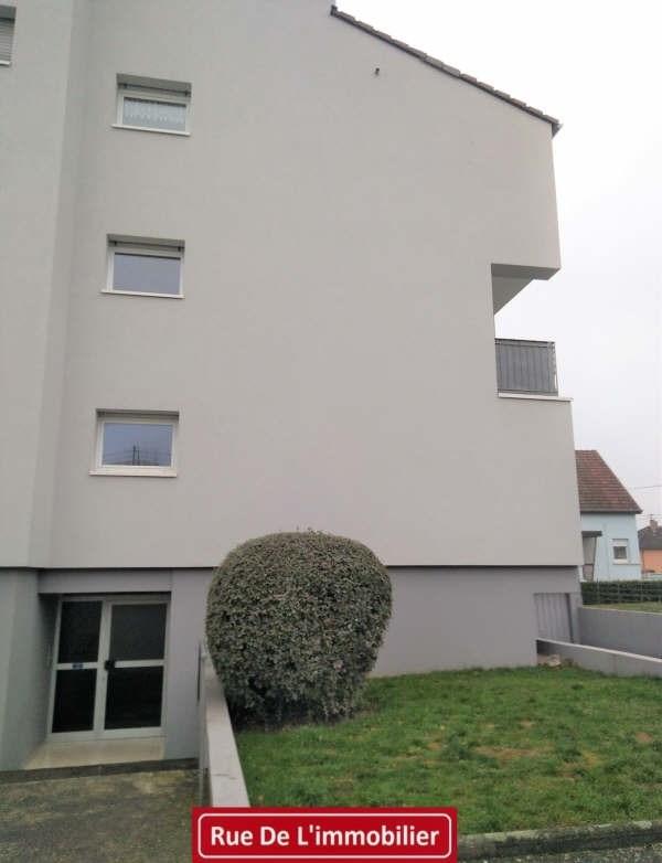 Location appartement Haguenau 450€ CC - Photo 5