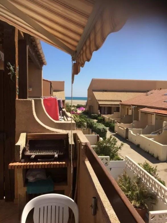 Location vacances appartement Port leucate 328,61€ - Photo 1