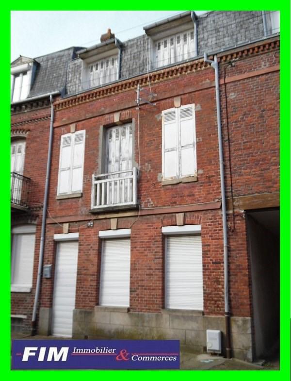 Verkoop  huis Mers les bains 95000€ - Foto 1