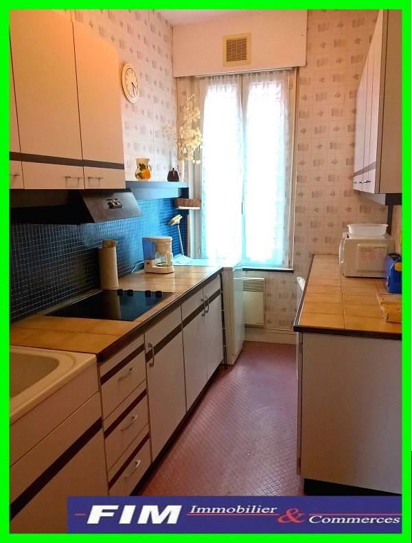 Verkoop  appartement Mers les bains 70000€ - Foto 1