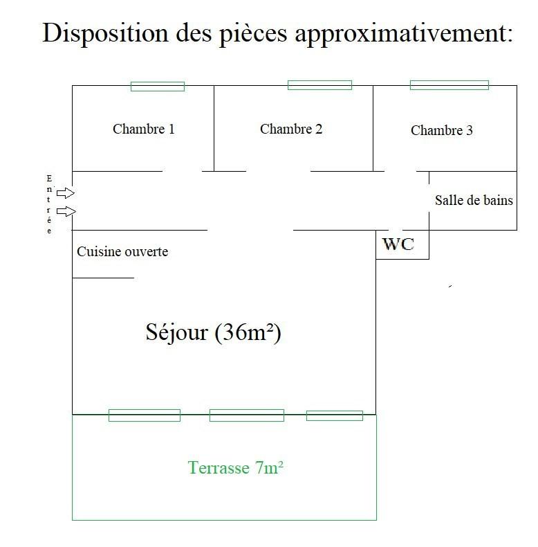 Produit d'investissement appartement Pantin 419000€ - Photo 15
