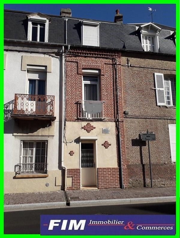 Vente maison / villa Mers les bains 75000€ - Photo 1