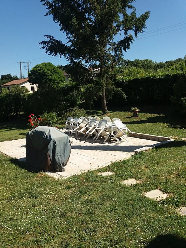 Revenda casa Reventin vaugris 328000€ - Fotografia 12