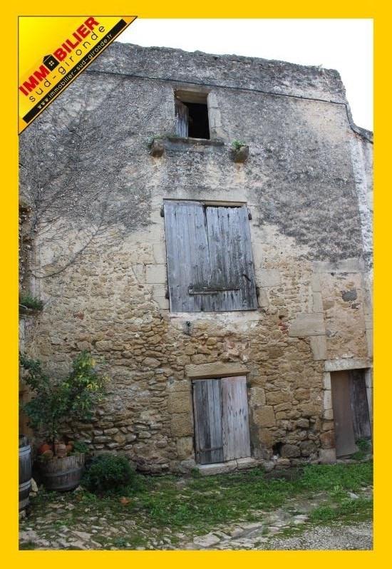 Vendita casa Langon 29000€ - Fotografia 1