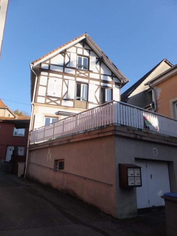 Sale building Niederbronn les bains 307400€ - Picture 4