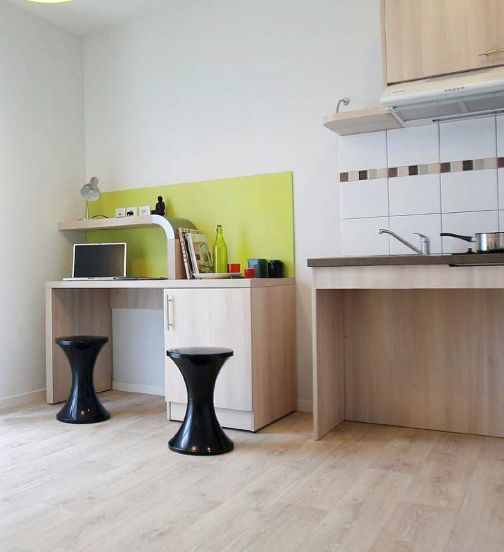 Investment property apartment Villeurbanne 85 037€ - Picture 1