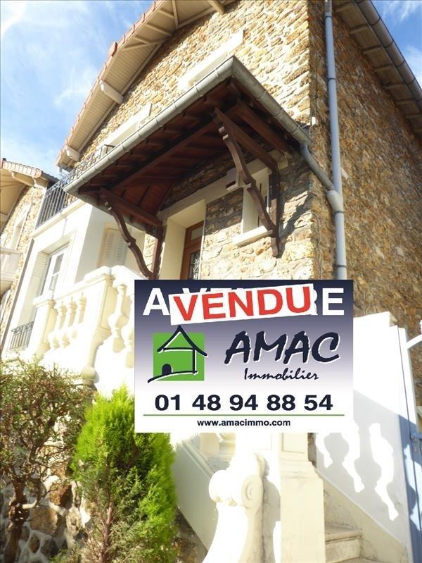 Sale house / villa Villemomble 429000€ - Picture 3